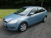 2009 09 FORD FOCUS 1.6 STYLE 5D 100 BHP ** PART EXCHANGE WELCOME **