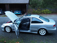 2000 Honda Civic SiR Coupe (2 door)