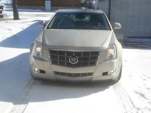 2009 Cadillac CTS Berline