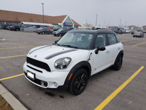 2014 Mini Countryman S AWD