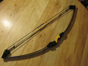 Barnett Lil' Banshee Junior Child Youth Archery Bow Arrow