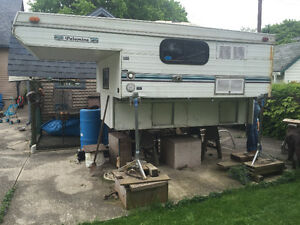 1997 palomino pop up truck camper for sale