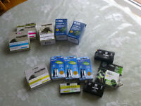 HP compatible inkjet cartridges
