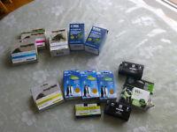 HP compatible inkjet cartridges