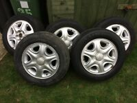 Ford Galaxy, Alhambra, Sharon alloy wheels also Vw t4 upgrade