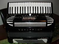 EXCELSIOR EVO MIDIVOX ACCORDION MIDI (stunning condition)