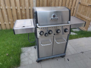 Broil King Baron 440S (Stainless Steel model) - $500