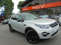 2015 LAND ROVER DISCOVERY 2.2 DISCOVERY SPORT HSE BLACK PACK [7 Seats] AUTOMATIC
