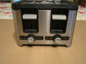 Toaster OSTER 4 slice stainless