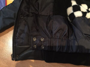 Leather Snowmobile Jacket Kawartha Lakes Peterborough Area image 4