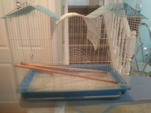 Large Bird Cage package
