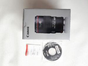 Canon 100mm 2.8L Macro IS USM Lens