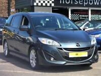 2010 Mazda 5 2.0 Sport 5dr Petrol grey Manual
