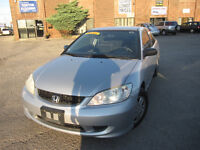 2005 Honda Civic Coupe (2 door) PRICE REDUCED!!!!THIS WEEK SPECI