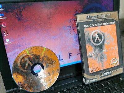 Lenovo L Series Core i5 Windows XP (Retro XP Gaming) Laptop - Half Life Edition