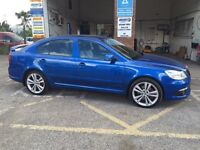 Skoda octavia VRS, 2010, diesel, manual, great condition, £6995