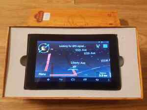 GPS+tablet All in one (LIKE NEW)