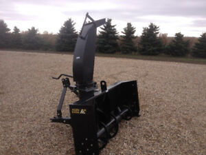 60 inch 3 Point Hitch Snow Blower