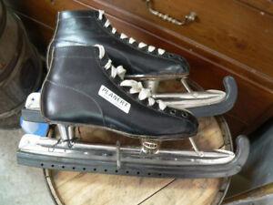 plusieurs patins antique vintage ou de collection a différent pr