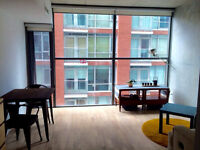 Move in easily in Downtown Toronto (King/Spadina) ALL FURNISHED