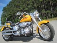 2007 Harley-Davidson® FLSTF - SOFTAIL FAT BOY