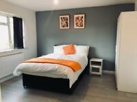 Furnished Double Rooms near Maidenhead Train Station