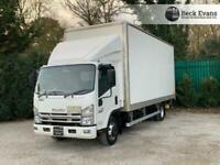 2015 65 ISUZU TRUCKS FORWARD 3.0 N75.150 L 150 BHP BOX VAN DIESEL