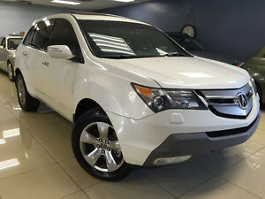 2007 Acura MDX | TECH PCKG 7PASS ACCIDENTFREE AWD NAVI + MORE!!!