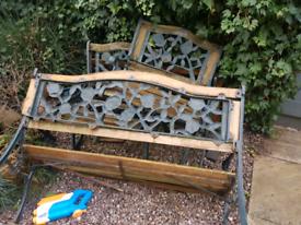 Garden furniture for repair