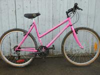 49 cm vélo de montagne Tech roue 26 cadre tange bonne condition