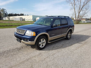 2005 Ford Explorer Eddie Bauer  CERTIFIED / WARRANTY INCLUDED