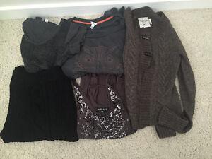 Sweater/tank size small/medium