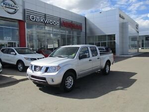 Nissan Frontier 4WD Crew Cab SV 2017