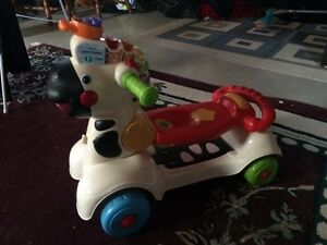 Kids scooter / ride on / push toy
