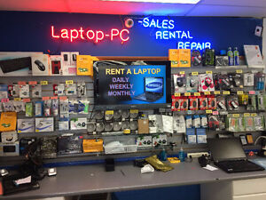 Computer/ Phone/ Projector/ Sound System/ POS system in Downtown
