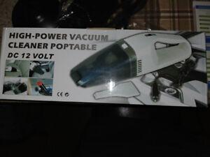 Portsble 12v dc vacuum brand new in box