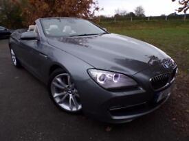 2011 BMW 6 Series 640i SE 2dr Auto Huge Spec! Adaptive Drive! 2 door Convert...