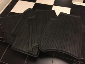 Tapis d'hiver / Floor mats - Honda Fit 2009