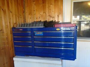 upper KOLBALT roller bearing tool box excellent shape