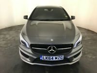 2014 64 MERCEDES CLA220 AMG SPORT CDI AUTO 1 OWNER FROM NEW FINANCE PX