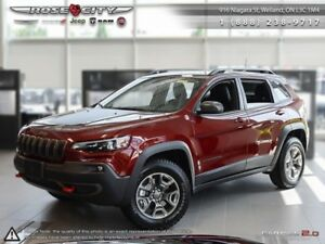 2019 Jeep Cherokee Trailhawk 4x4  - Navigation