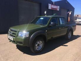 *SOLD*2008 Ford Ranger 2.5 TDCi Double Cab *Forestry * Wildlife Conversion*104k*