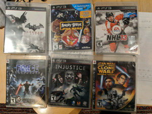 PlayStation 3 games only $5 each