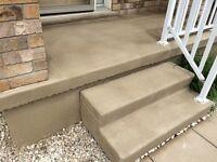 HCP Concrete Repair and Restoration