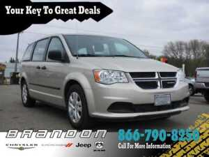 2015 Dodge Grand Caravan SE/SXT Sto 'n' Go, Tip Start, Radio 130