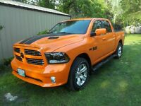 2015 Dodge  Ram 1500 Sport, Crew Cab,  4x4,PRIVATE SALE