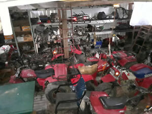 Honda Three Wheeler ATC Parts Various Models
