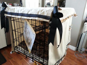 NEW  small kennel with accessories   SYDNEY