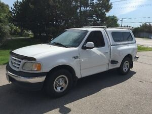 2001 Ford F-150 XL Pickup Truck