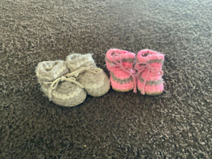 Padraig baby & toddler boots